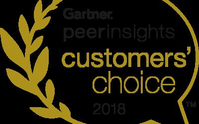 Kaspersky Lab nominata Gartner Peer Insights Customers Choice