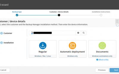 SolarWinds Backup Documents si arricchisce con nuovi formati