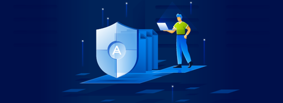 Acronis Backup update