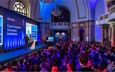 Protezione informatica: Acronis Global Cyber Summit